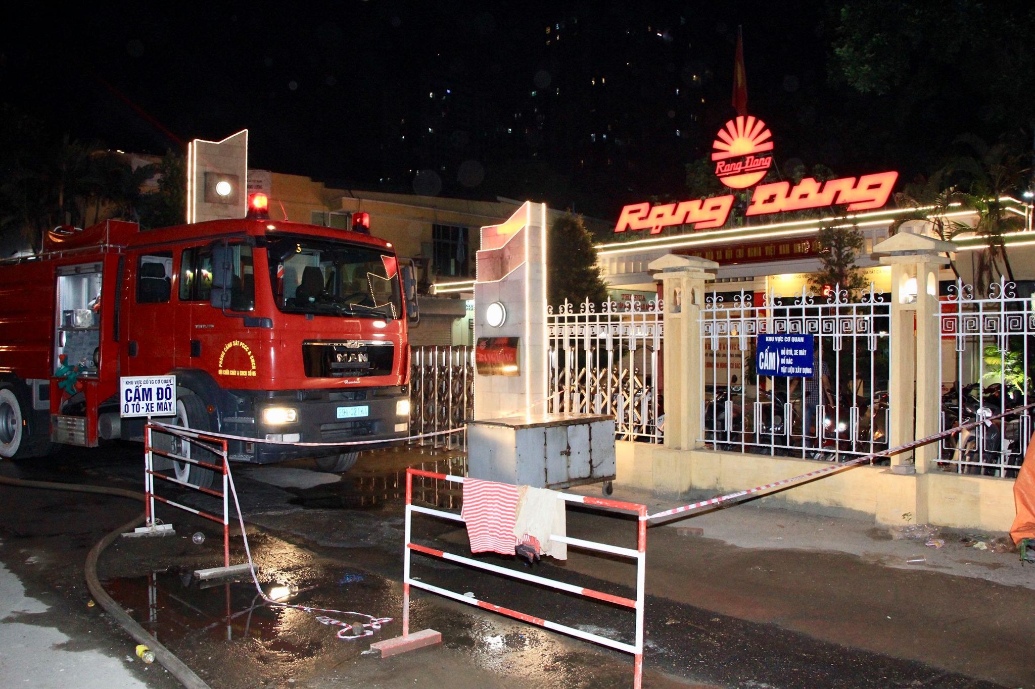 Nâng cao công tác phòng cháy và chữa cháy tại các kho, xưởng, nhà máy